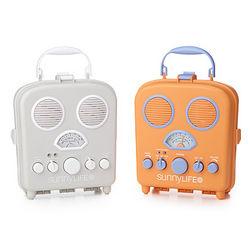 Beach Sounds Portable Speaker