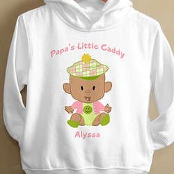 Personalized Golf Buddies Kid's Hoodie