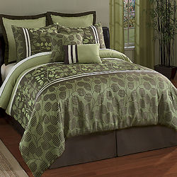 Sierra 8-piece Queen Bedding Set