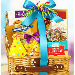 It's Your Big Day Birthday Gift Basket
