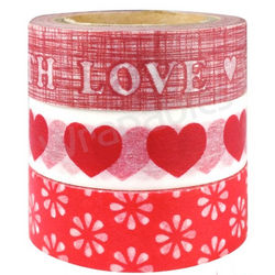 Japanese Washi Masking Tape Set