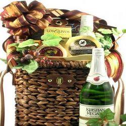 Tuscan Gourmet Food Gift Basket
