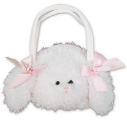 Plush Bunny Carrysome Handbag