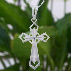 Beauty of Faith Cross Necklace