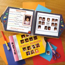 Personalized Pencil Shape Photo Album