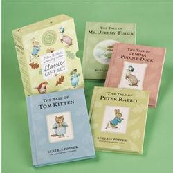 Peter Rabbit Classic Book Set