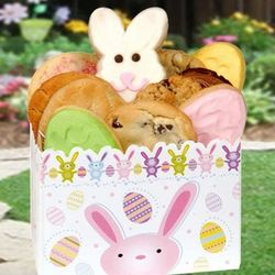 Cottontail Easter Cookie Box