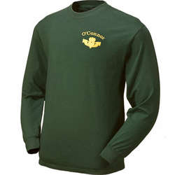 Personalized Irish Long Sleeve Shirt