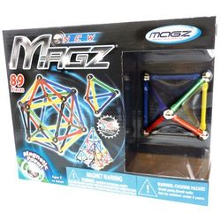 Magz 89 Magnetic Construction Kit