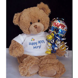 Special Year Personalized Birthday Bear