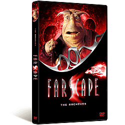 Farscape: The Complete Series DVD Set
