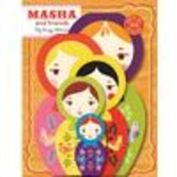 Masha and Friends Matryoshka Notecards