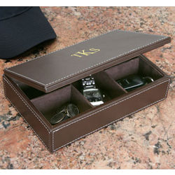 Personalized Dresser Valet Box