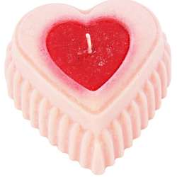 My Heart for You Hopefully Soy Heart Candle