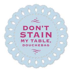 Douchebag Coasters