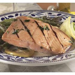 Tender Atlantic Salmon Filets