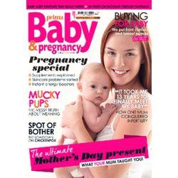 Prima Baby & Pregnancy Magazine Subscription