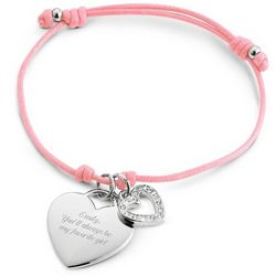 Light Pink Friendship Bracelet