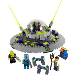 UFO Abduction Playset
