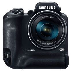 16 Megapixel Black Smart Digital Camera with 60X Zoom