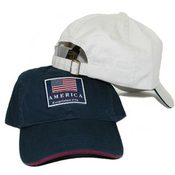 Classic American Flag Baseball Hat