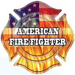 American Fire Fighter T-Shirt