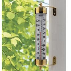 Big Swivel Outdoor Thermometer