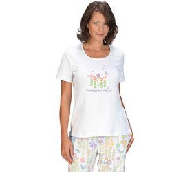 Mom's Everything Grows with Love Pajamas