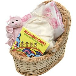 Girl Nap Time Gift Basket