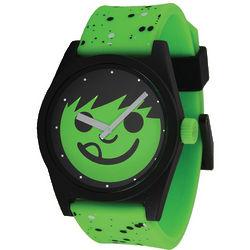 Daily Sucker Watch in Slime Spreckle Green