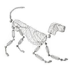 Rover the Doodles Dog Sculpture