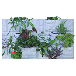 Stone Design Vertical Garden Planter