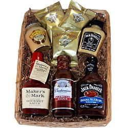 Hit the Sauce Barbecue Gift Basket