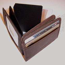 Travel Lite Front Pocket Wallet