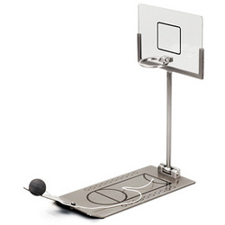 Foldable Desktop Basketball Game
