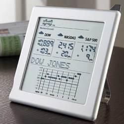Wireless Stock Market Monitor