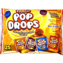 Tootsie Pop Drops Bag