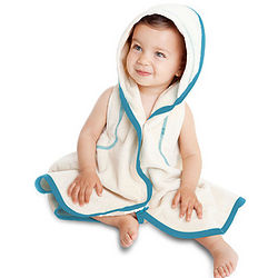 4-in-1 Parenting Robe Towel