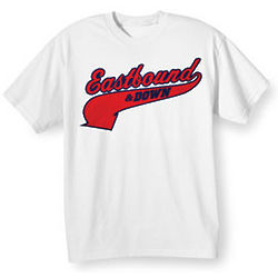Eastbound and Down Kenny Powers Jersey T-Shirt