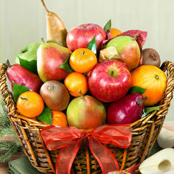 Fruit Celebration Gift Basket