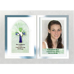 Confirmation Picture Frame for Girls