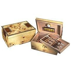 125 Count Cigar Humidor