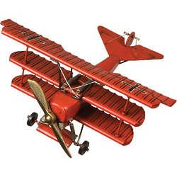 Model Fokker Dr1 Plane