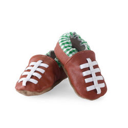 Football Soft Soled Baby Shoes