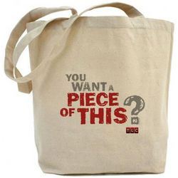 Cake Boss Piece of This Tote Bag