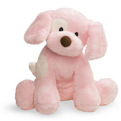 Spunky Barking Puppy Stuffed Animal