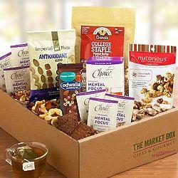 Brain Food Market Box