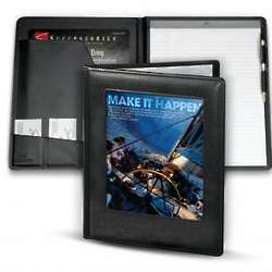 Make It Happen Image Padfolio