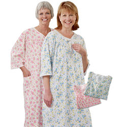 Womens Adaptive Hospital Gowns
