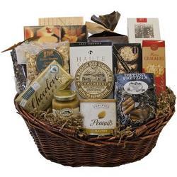 Haute Cuisine Gourmet Gift Basket